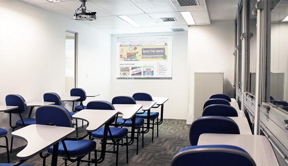 aluguel de salas para treinamentos em SP