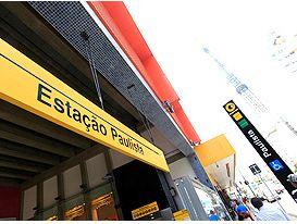 Salas para cursos próximo ao metro paulista