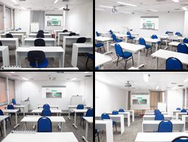 Fotos de sala para treinamento